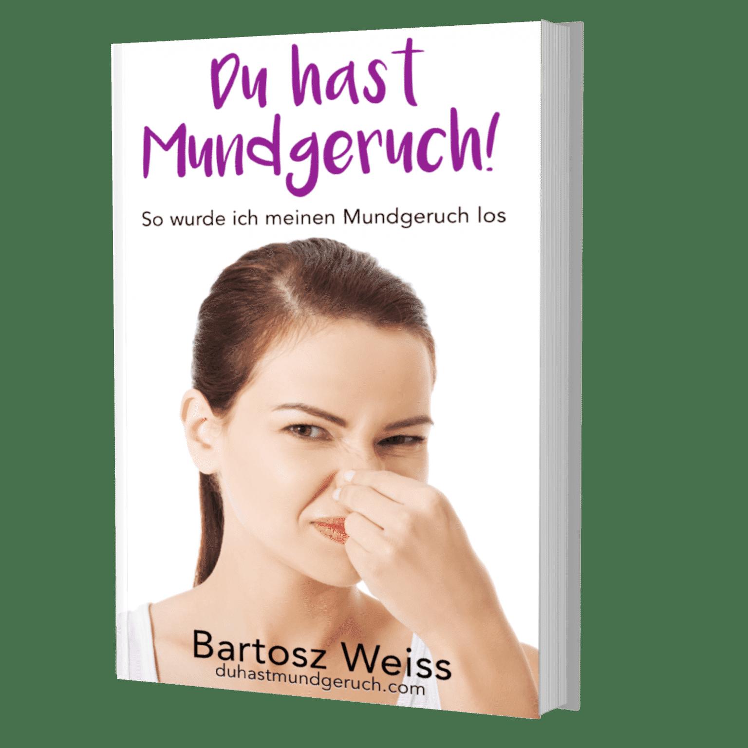 Buch Cover Mundgeruch