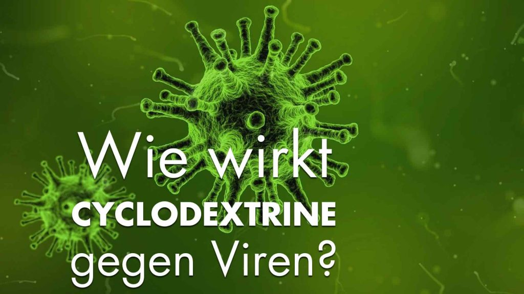 Cyclodextrine Virus