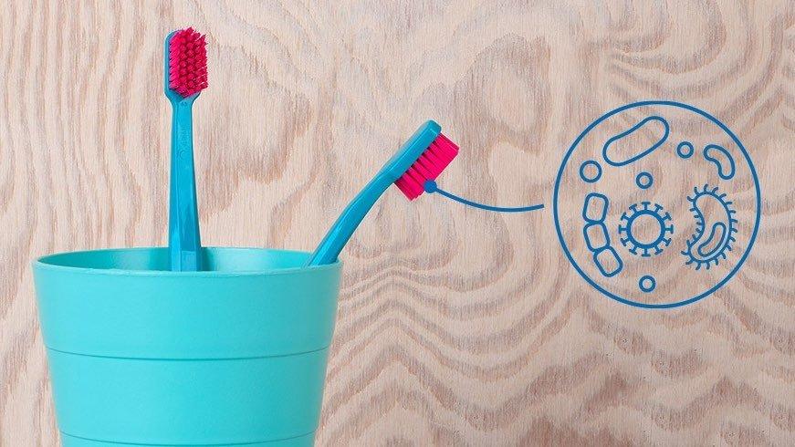 Zahnbürste wechseln